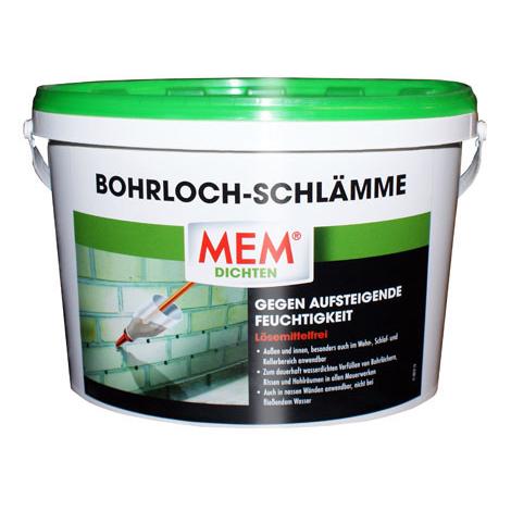 Bevorzugt Bohrloch-Schlämme | Aufsteigende Feuchtigkeit | MEM RJ67