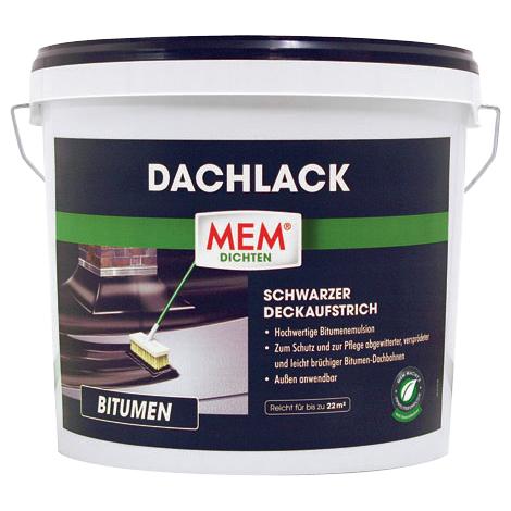 Dachlack dachabdichtung und sanierung mem - Fliesenkleber auf bitumenanstrich ...