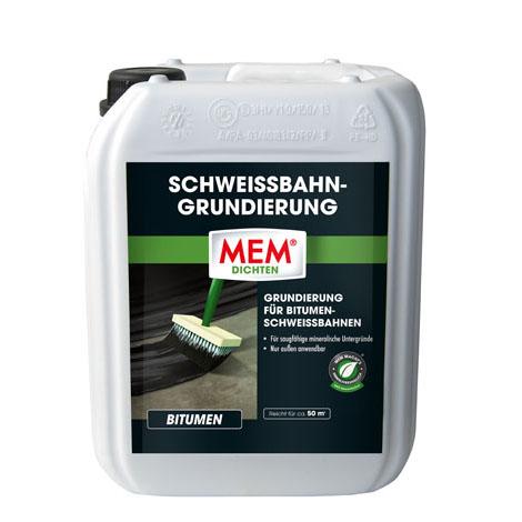 Hervorragend Schweissbahn-Grundierung | Untergrundvorbereitung | MEM FM73